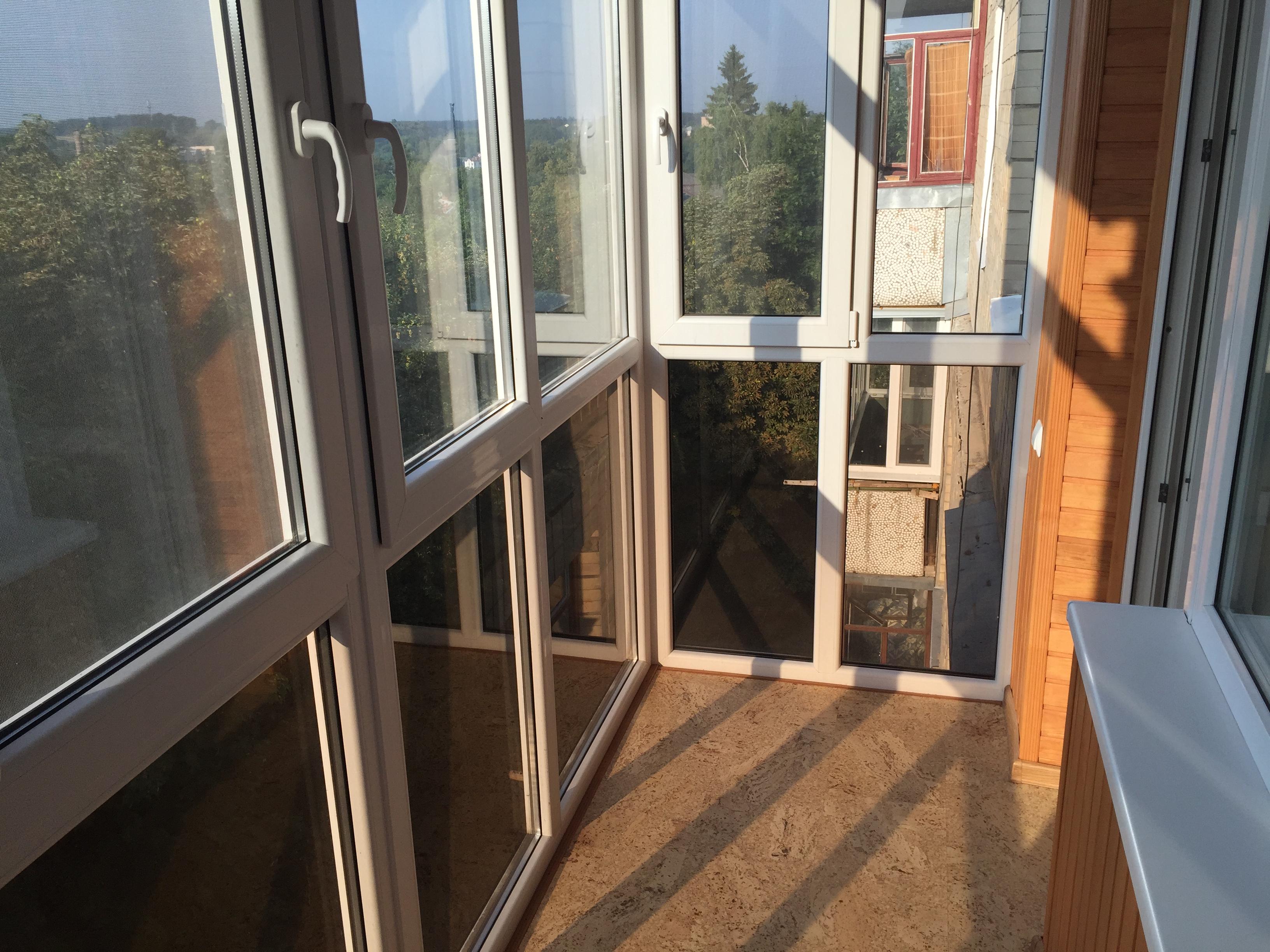 Балконы под ключ житомир - цены, утепление балконов, остекле.